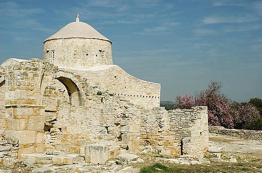 Anogyra Church by Jeremy Voisey