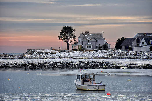 Another Day At Rye by Tricia Marchlik