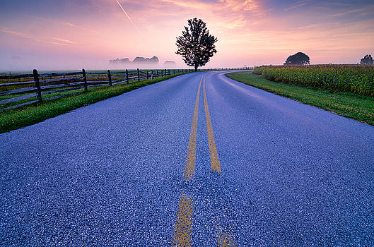 Another Gettysburg Morning by Craig Szymanski