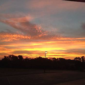 Another Glorious Sunrise.  Wake Up; Get by Scott Hervieux