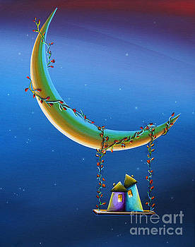 Another Moonlight Serenade by Cindy Thornton