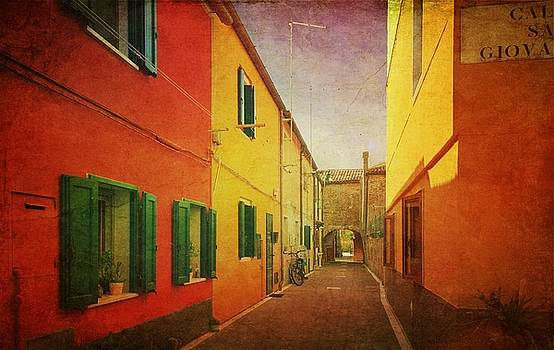 Another morning in Malamocco by Anne Kotan