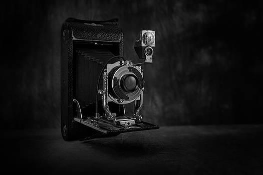 Ansco Automatic Folding Camera by Mark Wagoner