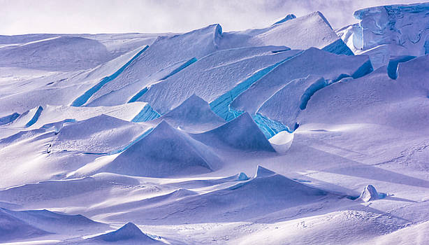 Antarctic Landscapes  by Rand