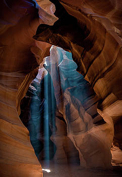Antelope Canyon 6 by Phil Abrams