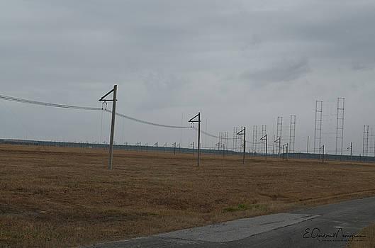 Antenna Farm by Gordon Mooneyhan