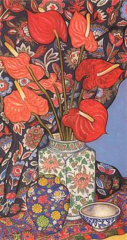 Richard Lee - Anthurium Lilies