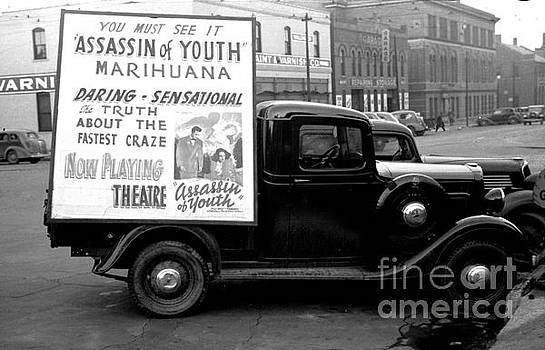 Peter Gumaer Ogden - Anti Marihuana Propaganda Truck 1935