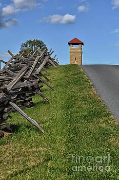 Lois Bryan - Antietam Battlefield Observation Tower