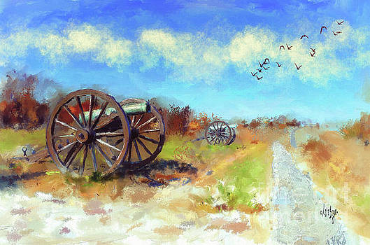 Lois Bryan - Antietam Under Blue Skies