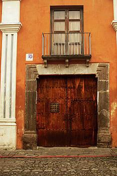 Antigua Orange by Alisa Seneor
