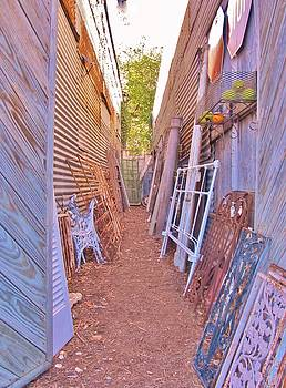 Antique Alley by Donna Wilson