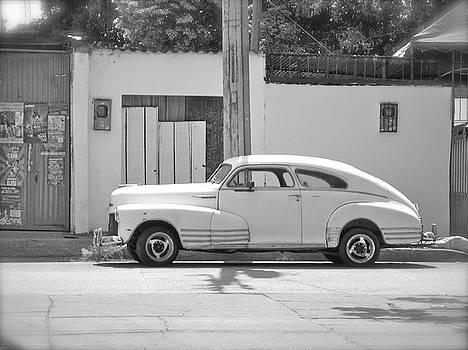 Antique Auto by Jairo Rodriguez