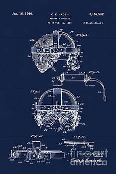 Tina Lavoie - Antique Blueprint Welder