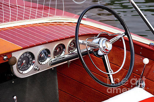 Antique Boat Show 10 by Joe Geraci