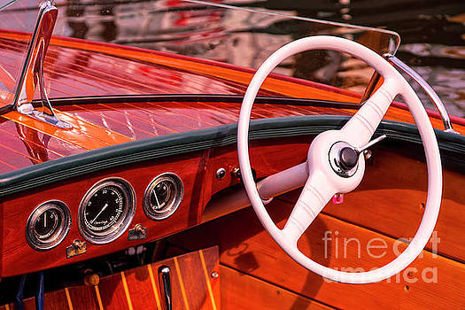 Antique Boat Show 2 by Joe Geraci