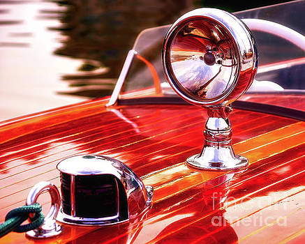 Antique Boat Show 3 by Joe Geraci