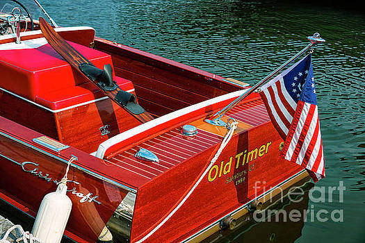 Antique Boat Show 8 by Joe Geraci