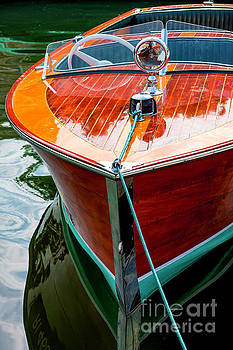 Antique Boat Show 9 by Joe Geraci