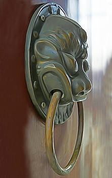 Dennis Cox ChinaStock - Antique Door Handle