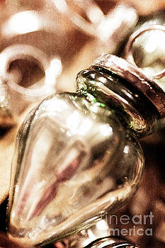 Antique Glass Ornament by Pamela Moran