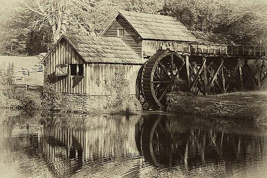 Jill Lang - Antique Grist Mill