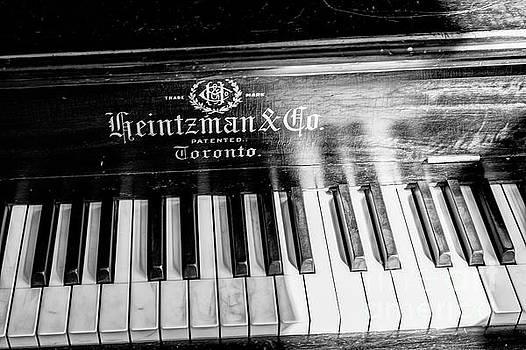 Antique Keys by Brad Allen Fine Art