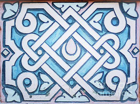 Antique pattern by Ekaterina Molchanova