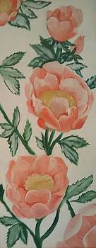 Antique Pinks by Lee Green