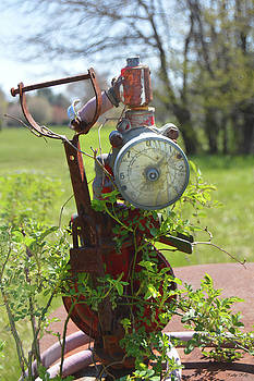 Kathy Kelly - Antique Pump