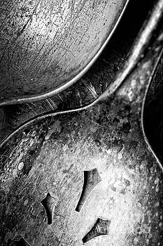Antique Silverware by Edward Fielding