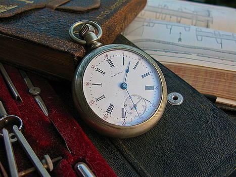 Antique Time by PJ  Cloud