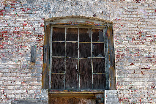 Dale Powell - Antique Window