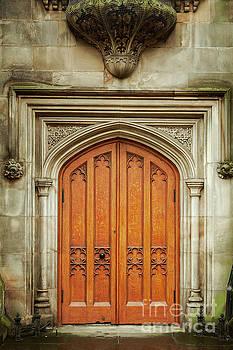 Sophie McAulay - Antique wooden door