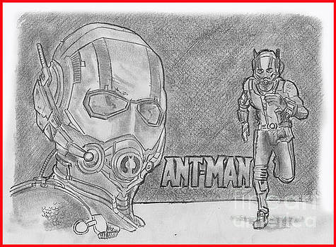 Antman by Chris DelVecchio