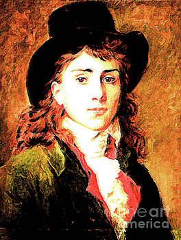 Antoine-Jean Gros by D Fessenden