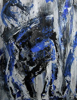 Any Shade of Blue by Darkest Artist