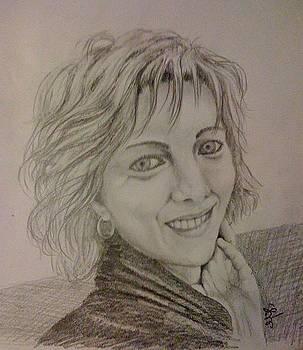 Anya by Gyorgy Szilagyi