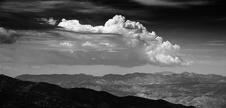 Anza Borrego Afternoon Monsoon by William Dunigan
