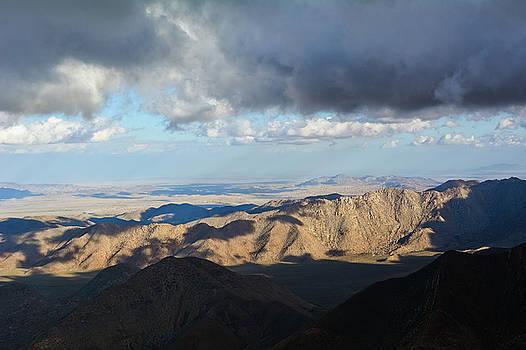 Anza Borrego Desert Shadows by Kyle Hanson