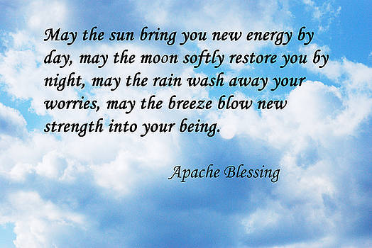 Michelle  BarlondSmith - Apache Blessings