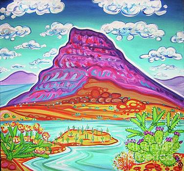 Apache Peak by Rachel Houseman