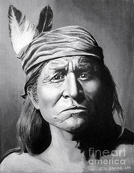 Apache Warrior by Stu Braks