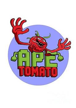 Nicolas Palmer - Ape Tomato Blue Purple