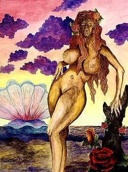 Aphrodite by Gabriel Cajina