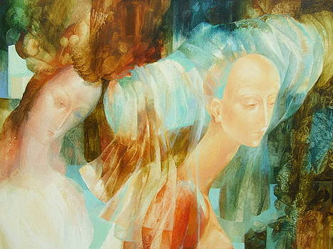 Aphrodite Ourania by - Ziusutra