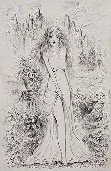 Aphrodite by Rachel Christine Nowicki
