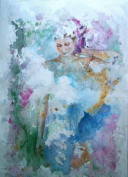 Aphrodite by Rineke De Jong