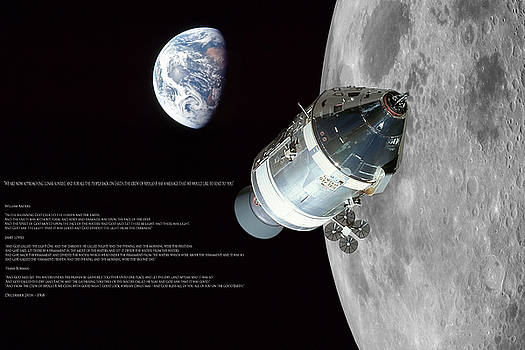 Apollo 8 Christmas Message by Peter Chilelli