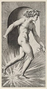 Giovanni Jacopo Caraglio - Apollo